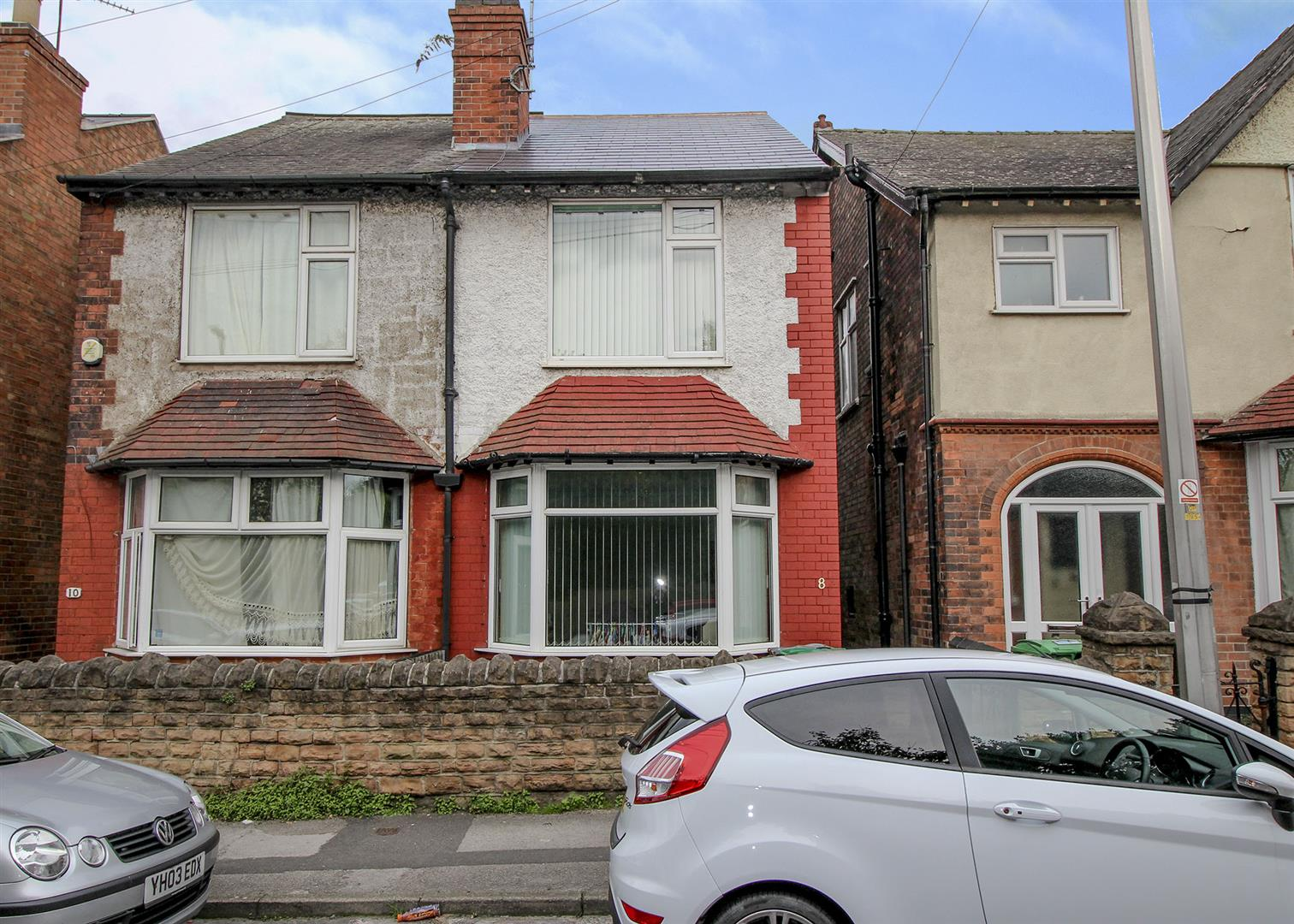 2 Bedrooms Semi Detached House for sale in Faraday Road, Lenton